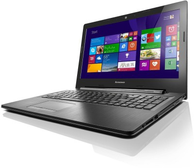 Lenovo Ideapad G Series G50-80 80E5020VIN Core i3 (5th Gen) - (4 GB DDR3/1 TB HDD/Free DOS) Notebook (15.6 inch, Black)