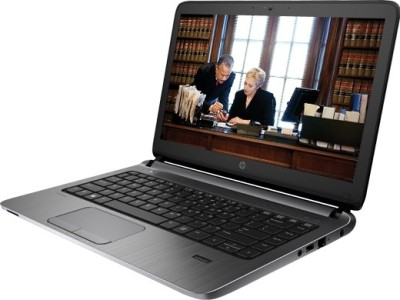 HP Probook G2 Series 430 G2 K3B47PA Core i7 (5th Gen) - (4 GB DDR3/1 TB HDD/Windows 7 Professional) Ultrabook (13.3 inch, Black)