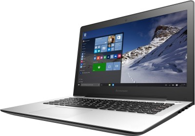Lenovo Ideapad 500S-14ISK Intel Core i5 (6th Gen) - (4 GB/1 TB HDD/Windows 10/2 GB Graphics) Notebook 80Q30056IN (14 inch, Silver, 1.68 kg)