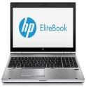 HP 8570P Elitebook Series  -  15.6 Inch, 500 GB HDD, 4 GB DDR3 Laptop - SIlver