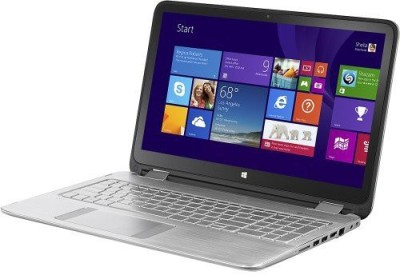 HP envy15 X-360 w101tx (T5Q54PA) Core i7, 6th Gen - (8 GB DDR3/1 TB HDD/Windows 10 Home/2 GB Graphics) Notebook (15.6 inch, Natural SIlver)