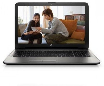 HP 15 AC 123tx 5200U core i5 (5th gen) - (4 GB DDR3/1 TB HDD/Windows 10/2 GB Graphics) Notebook (15.6 inch, Turbo SIlver)