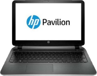 HP Pavilion 15-p209tx Notebook (5th Gen Ci7/ 8GB/ 1TB/ Win8.1/ 2GB Graph) (K8U21PA) (15.6 inch, Natural SIlver)