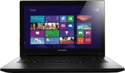 Lenovo Essential G400s 59-383679 Laptop 3rd Gen Ci3/ 4GB/ 500GB/ Win8/ 2GB Graph/ Touch Black