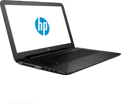 HP 15-ac039TU M9U93PA Celeron Dual Core - (4 GB DDR3/500 GB HDD/Free DOS) Notebook (15.6 inch, Jack Black Color With Textured Diamond Pattern)