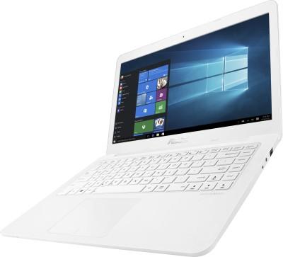 Asus Eeebook E402MA-WX0045T 90NL0032-M02710 Celeron Dual Core - (2 GB DDR3/32 GB EMMC HDD/Windows 10) Notebook (14 inch, White)