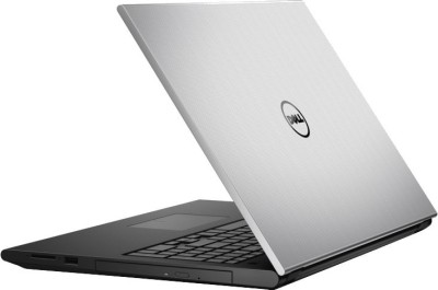 Dell Inspiron 15 3000 3543 X560321IN9 Core i5 (5th Gen) - (4 GB DDR3/500 GB HDD/Windows 8.1/2 GB Graphics) Notebook (15.6 inch, SIlver)