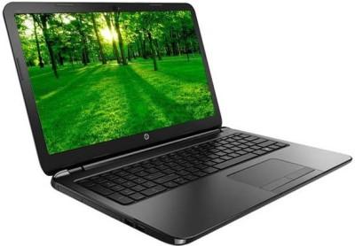 HP G3 200 Series 250 L9S61PA Core i3 - (4 GB DDR3/500 GB HDD/Free DOS) Notebook (15.6 inch, Black)