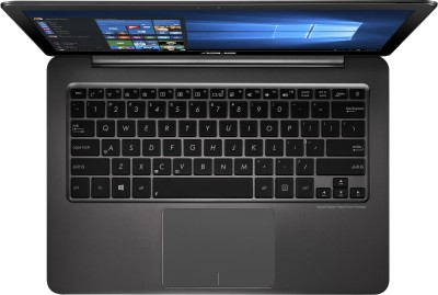 Asus ZenBook UX305UA-FB004T 90NB0AB1-M01430 Core i7 - (8 GB/Windows 10) Ultrabook (13.3 inch, Black)