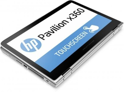 HP Pavilion13 x360 s102Tu T0Y58PA#ACJ Core i3-6th Gen. - (4 GB DDR3/1 TB HDD/Windows 10) Notebook