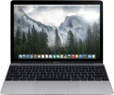 View Apple MacBook MJY32HN/A Dual Core (5th Gen) - (8 GB DDR3) Notebook Laptop