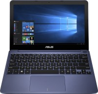 Asus Eeebook X205TA 90NL0732-M07390 Intel Atom Quad Core - (2 GB DDR3/32 GB EMMC HDD/Windows 10) Netbook