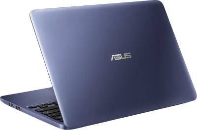 Asus Eeebook X205TA 90NL0732-M07390 Intel Atom Quad Core - (2 GB DDR3/32 GB EMMC HDD/Windows 10) Netbook (11.6 inch, Dark Blue)