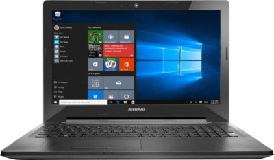 Lenovo G50-80 Intel Core i3 (5th Gen) - (8 GB/1 TB HDD/Windows 10/2 GB Graphics) Notebook 80E503FFIH (15.6 inch, Black, 2.5 kg)