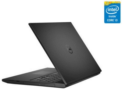 Dell Inspiron 3542 354234500iBU Core i3 - (4 GB DDR3/500 GB HDD/Linux/Ubuntu) Notebook (15.6 inch, Black)