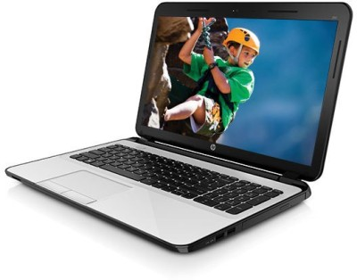 HP Pavilion 15 AC125TU N8M38PA N8M38PA Intel Core i3 5th Gen - (4 GB DDR3/1 TB HDD/Free DOS) Notebook (15.6 inch, White SIlver)