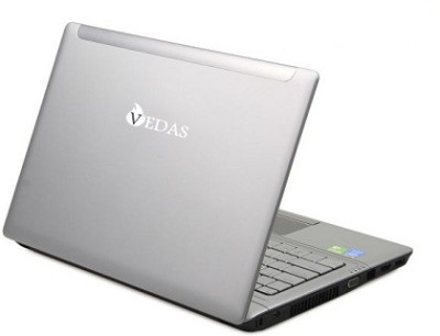 Vedas Wave X VW421010154 Intel Core i5 (4th Gen) - (8 GB DDR3/500 GB HDD/Windows 8/8 GB Graphics) Notebook (15.6 inch, SIlver Grey)