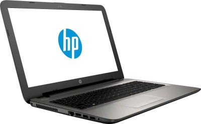 HP 15-ac025TX M9V00PA#ACJ Core i3 - (4 GB DDR3/500 GB HDD/Free DOS/2 GB Graphics) Notebook (15.6 inch, Turbo SIlver Color With Diamond & Cross Brush Pattern)