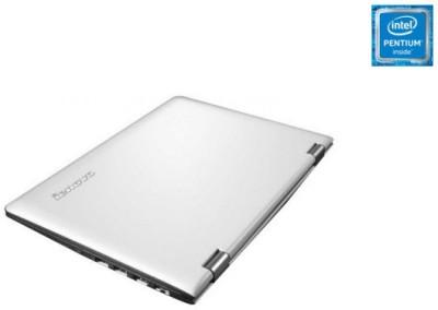 Lenovo 300 2-in-1 Yoga 80M1003WIN Pentium Quad Core (6th Gen) - (4 GB DDR3/500 GB HDD/Windows 10 Home) 2 in 1 Laptop (11.6 inch, White)