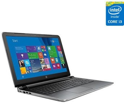 HP Pavilion 15-ab027TX M2W70PA Core i3 - (4 GB DDR3/1 TB HDD/Windows 8.1/2 GB Graphics) Notebook (15.6 inch, SIlver)