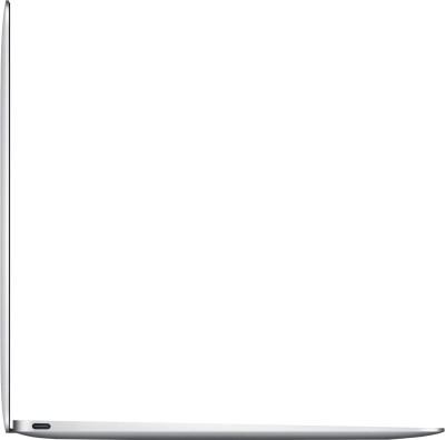 Apple MacBook MF855HN/A (Notebook) (CPU Core M-5Y10/ 8GB/ 256GB/ Mac OS X Yosemite) (12 inch, SIlver)
