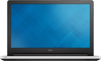 Dell Inspiron 15 5000 5559 Z566136HIN9 Intel Core i3 (6th Gen) - (4 GB DDR3/1 TB HDD/Windows 10) Notebook (15.6 inch, White)