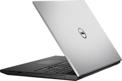 Dell Inspiron 3542 Y561929HIN9 Core i5 (4th Gen) - (8 GB DDR3/1 TB HDD/Windows 10/2 GB Graphics) Notebook (15.6 inch, SIlver)