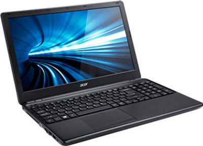 Acer Aspire E E1 510 Notebook 4th Gen PQC/ 2GB/ 500GB/ Linux NX.MGRSI.001 Black available at Flipkart for Rs.19828