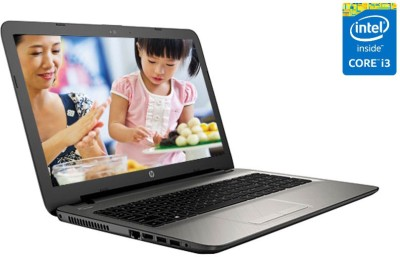 HP 15-ac116TX N8M19PA Core i3 (5th Gen) - (4 GB DDR3/1 TB HDD/Windows 10/2 GB Graphics) Notebook (15.6 inch, Turbo SIlver)