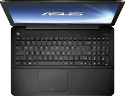 Asus X554LD-XX616D 90NB0628-M09970 Core i3 - (2 GB DDR3/500 GB HDD/Free DOS/1 GB Graphics) Notebook (15.6 inch, Black)