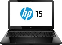 HP 15-r007TX Notebook (4th Gen Ci5/ 4GB/ 1TB/ Free DOS/ 2GB Graph) (G8D31PA)