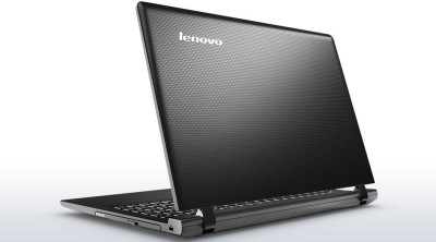 Lenovo Ideapad 100 Series 100-15IBY 80MJ00B3IN Pentium Quad Core - (4 GB DDR3/500 GB HDD/Free DOS) Notebook (15.6 inch, Black Texture)