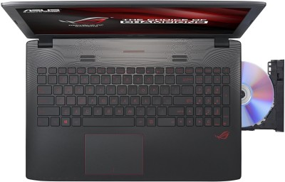 Asus GL552VW ROG Series CN430T 90NB09I3-M05050 Core i7 (6th Gen) - (16 GB DDR4/1 TB HDD/Windows 10/4 GB Graphics) Notebook