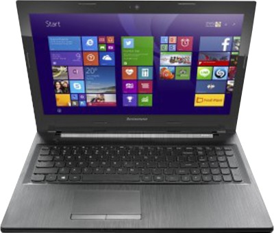 Lenovo G G50-80 80L0006KIN Core i3 (4th Gen) - (4 GB DDR3/1 TB HDD/Windows 8.1/2 GB Graphics) Notebook (15.6 inch, Black)