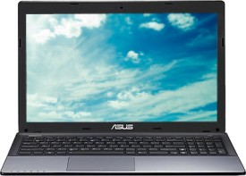 Buy Asus A55DR-SX102D Laptop (APU Quad Core A8/ 4GB/ 750GB/ DOS/ 1GB Graph): Computer