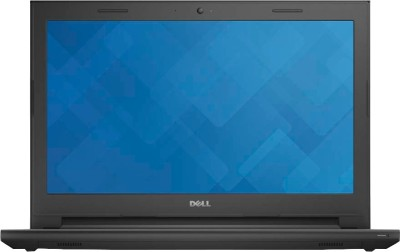 Dell Inspiron 15 3542 3542P4500iBU Pentium Dual Core - (4 GB DDR3/500 GB HDD/Linux/Ubuntu) Notebook (15.6 inch, Black)