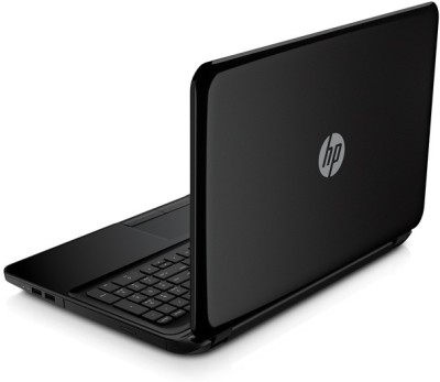 HP 15-D009TU Laptop (4th Gen PQC/ 2GB/ 500GB/ Ubuntu) (15.6 inch, Imprint SParkling Black)