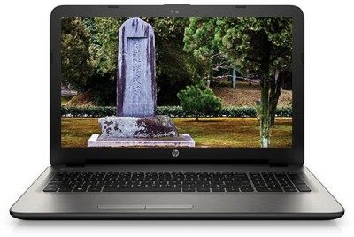 HP Pavilion 15 AC 122Tu (N8M18PA#ACJ) Intel Core i3-5th Gen - (4 GB DDR3/1 TB HDD/Free DOS) Notebook (15.6 inch, Turbo SIlver With Diamond & Cross Brush Pattern)