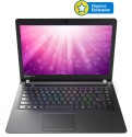 Lenovo Ideapad 100 IP 100-14IBY 80MH006LIN Pentium Quad Core - (4 GB DDR3/500 GB HDD/Free DOS) Notebook (14 Inch, Black)