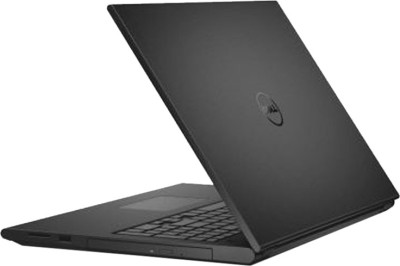 Dell Inspiron 15 3000 3542 3542CDC4500iSU Celeron Dual Core - (4 GB DDR3/500 GB HDD/Free DOS) Notebook (15.75 inch, Black)