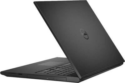 Dell Inspiron 15 3000 3542 3542CDC4500iSU Celeron Dual Core - (4 GB DDR3/500 GB HDD/Free DOS) Notebook (15.75 inch, Black)