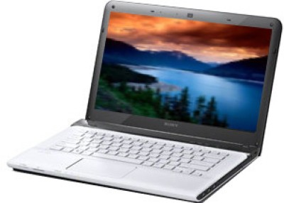 Buy Sony VAIO SVE14112EN Laptop (2nd Gen Ci3/ 2GB/ 320GB/ Win7 HB): Computer