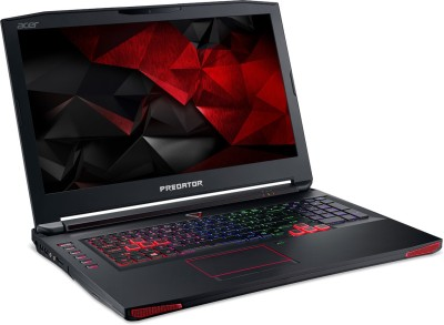 Acer Predator G9-792 NH.Q0PSI.001 Core i7 (6th Gen) - (16 GB DDR4/1 TB HDD/Windows 10 Home/8 GB Graphics) Notebook (17.3 inch, Black)