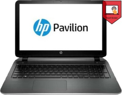 HP Pavilion 15-p211tx Notebook (5th Gen Ci5/ 4GB/ 1TB/ Win8.1/ Touch/ 2GB Graph) (K8U35PA)