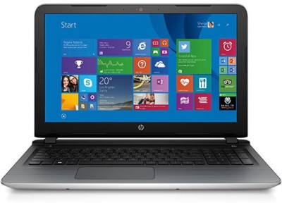 HP Pavilion AB 220TX (N8L69PA) Core i5,5th Gen - (8 GB DDR3/1 TB HDD/Windows 10/2 GB Graphics) Notebook (15.6 inch, Blizzard White)