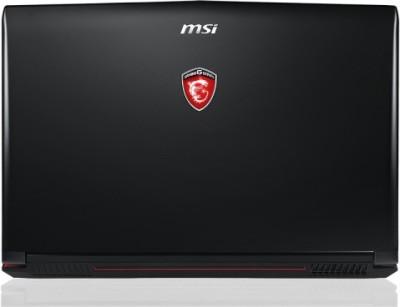 MSI GP62 6QE Leopard Pro 6th (i5) (GTX950M 2GB GDDR5) GP Series GP62 6QE Leopard Pro 6th i5 GP62 6QE Core i5 (6th Gen) - (8 GB DDR4/1 TB HDD/Free DOS/2 GB Graphics) Notebook (15.6 inch, Black)