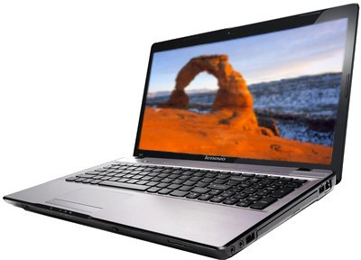 Buy Lenovo Ideapad Z570 (59-321446) Laptop (2nd Gen Ci5/ 4GB/ 500GB/ Win7 HB): Computer