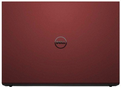 Dell Vostro 15 3000 3558 Y555508UIN9 Pentium Dual Core - (4 GB DDR3/500 GB HDD/Ubuntu) Notebook (15.6 inch, Red)