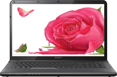 Buy Sony VAIO SVE1513CYNB Laptop (2nd Gen Ci3/ 2GB/ 320GB/ Red Flag Linux): Computer