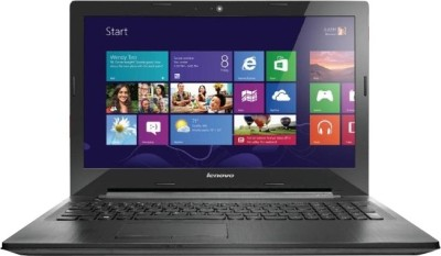 Lenovo G50 45 APU Dual Core E1    2   GB DDR3/500   GB HDD/Windows 8.1  Notebook available at Flipkart for Rs.19980